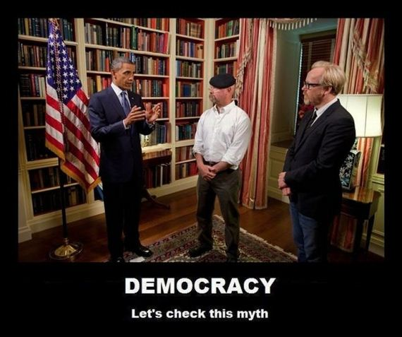 27 The Myth Busters Visit Washington DC