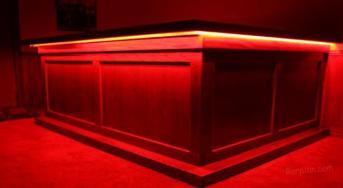 bar lighting