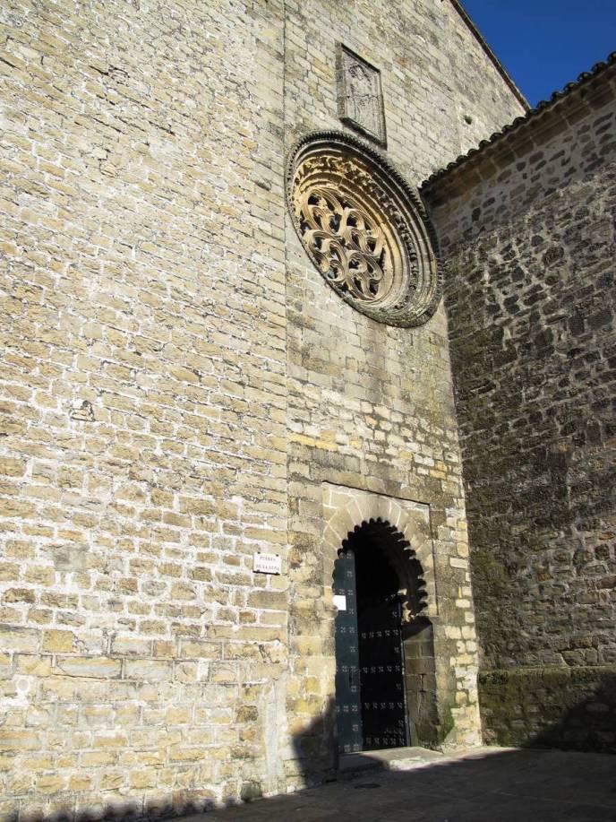 Puerta de Luna - Catedral de Baeza