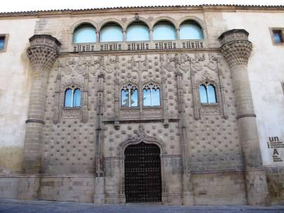 Palacio de Jabalquinto - Baeza