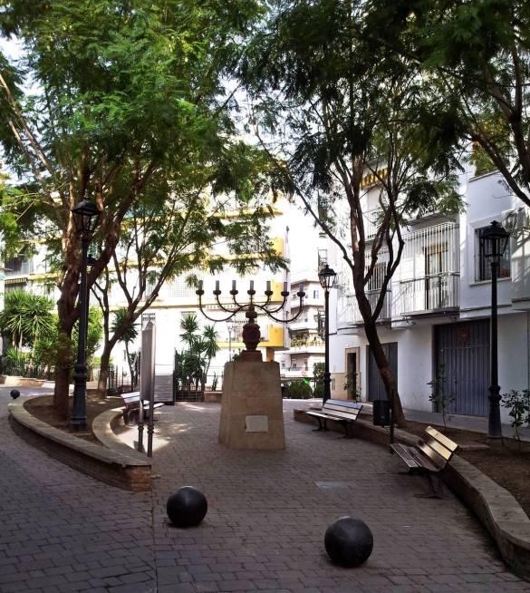 Plaza de los Huerfano - Judería de Jaén