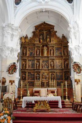 Iglesia de la Asunción Priego de Córdoba