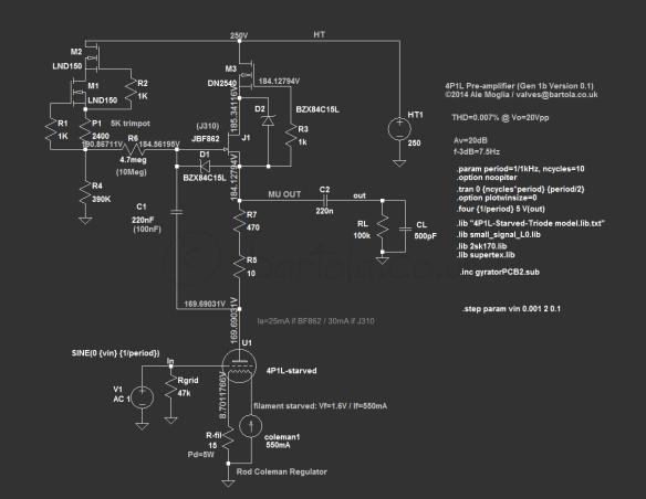 4p1l-preamp-gen1b-gyrator-pcb-detailed