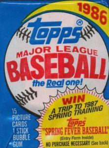 1986ToppsPack
