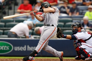 Buster+Posey+San+Francisco+Giants+v+Atlanta+vNHdl0gk3dKl