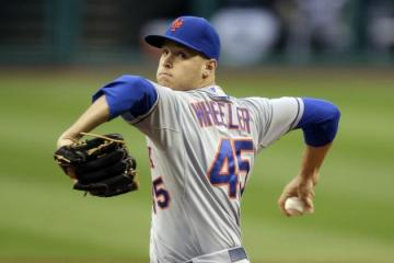 Zack Wheeler aims for a return to health in 2016.