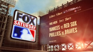 MLB on Fox Sports