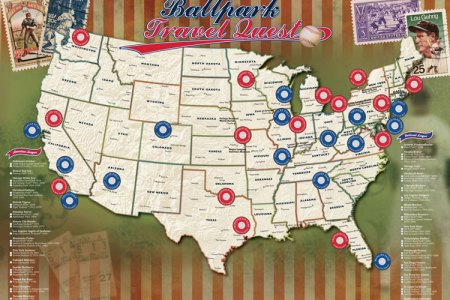 97a5cbd394ab94730daec678d3694b4b mlbmap baseball stadiums map baseball poster 2013 1 stadiums map mlb team