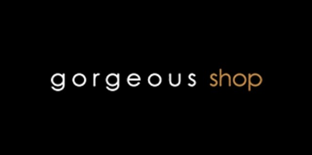 gorgeous shop logo