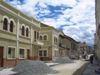 Calle Grande wordt opgekapt