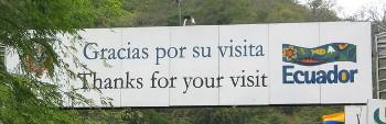 Gracias por su visita