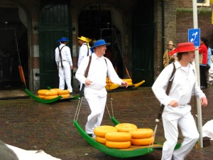 IMG_4216 - Cheese market Alkmaar