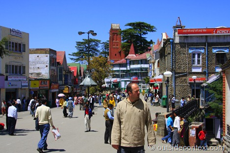 MG 6020 thumb1 Jaipur, the Kalka–Shimla Railway and onto Shimla