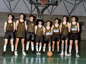 Cadetti a.s. 1992-1993