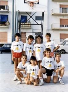 Cava d Aliga 25-26 luglio 1986