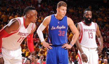 houston-rockets-players-dwight-howard-james-harden-los-angeles-clippers-forward-blake-griffin