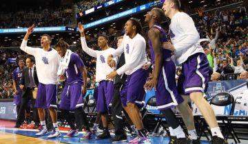 NCAA Basketball: NCAA Tournament-First Round-West Virginia vs Stephen F. Austin