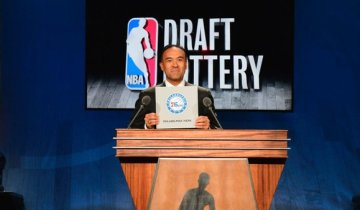 Sixers Lottery