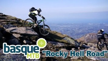 "Latest Mountain Bike Video: ""Rocky Hell Road"""