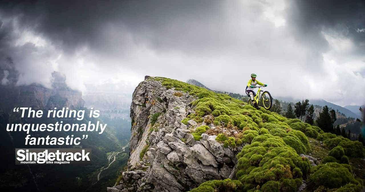 mountain bike holiday spain