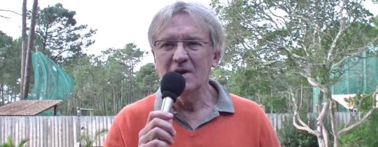 Guy Rechenmann aux Dédicaces du Golf, présente son Flic de Papier