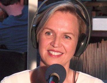 Sur InfoBassin.com  Virginie Calmels, Face à la Presse à Radio Cap Ferret