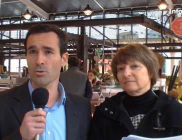 Vital Baude et Mireille Guénée