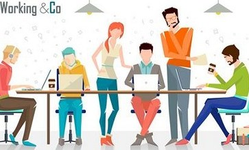 coworking and co