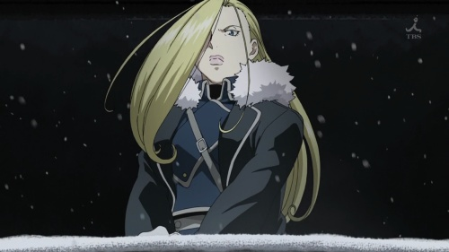 "The ""Ice Queen"" Olivier Milla Armstrong"