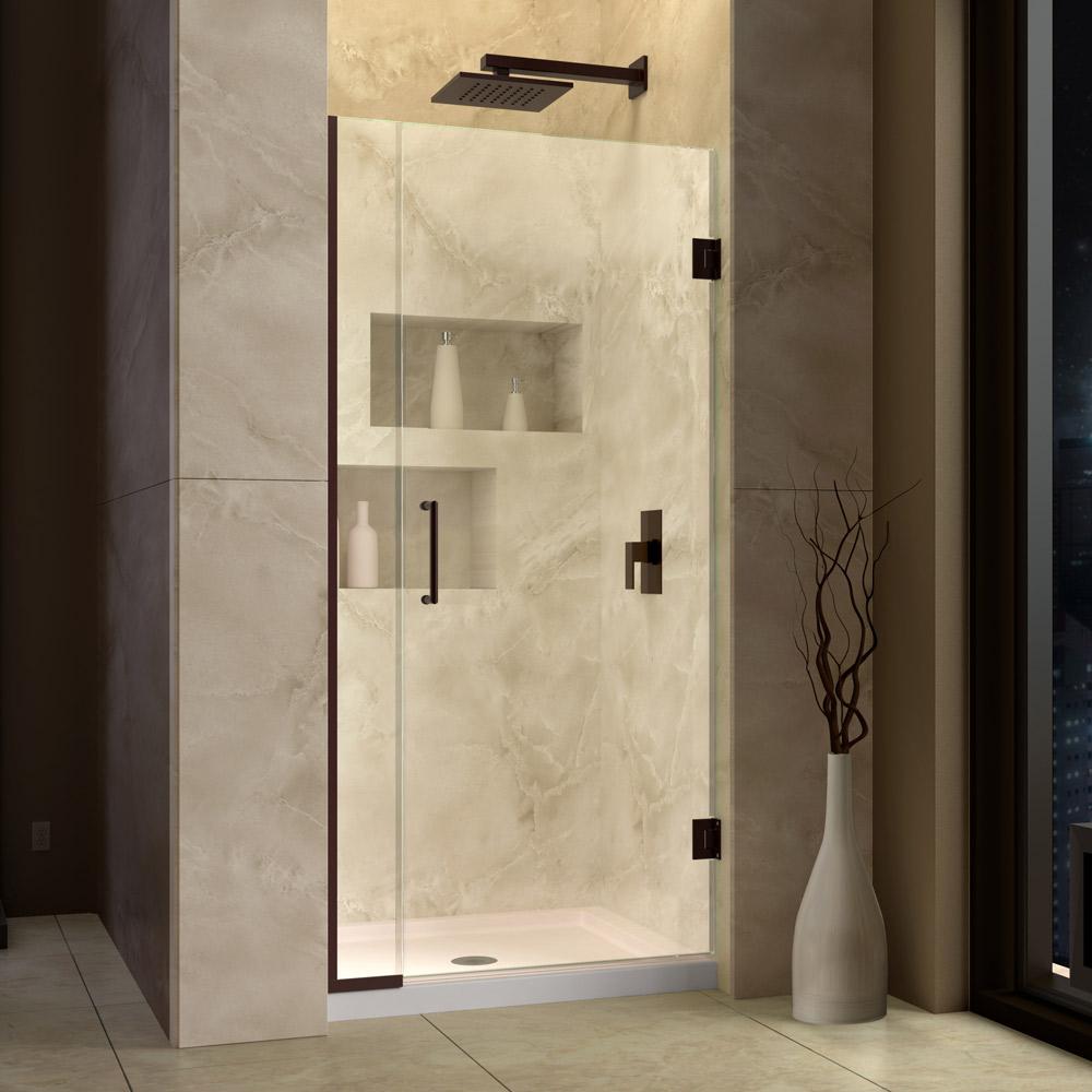 Gracious Unidoor Shower Door Shower Sliding Shower Swing Shower Hinged Dreamline Shower Doors Essence Dreamline Shower Doors Warminster Pa houzz 01 Dreamline Shower Doors