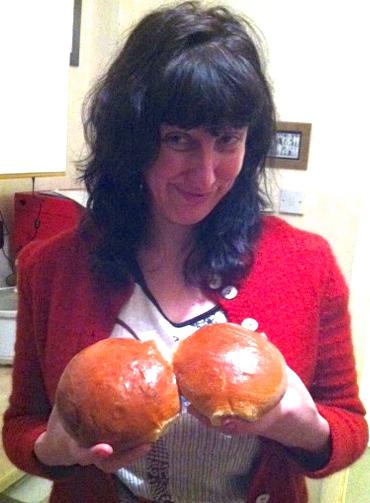 Jenny's buns