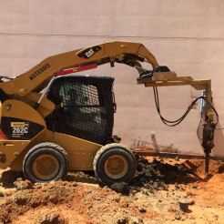 CAT 262C Skid Steer