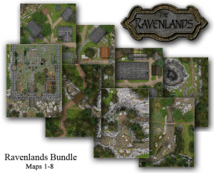 Ravenlands Map Pack Bundle