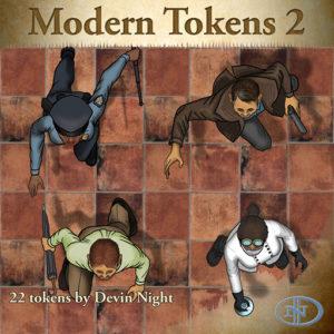 Devin Night's Token Pack #32: Modern Tokens 2