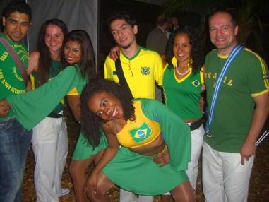 Brazilian Style Firmenevent