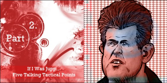 If I was Jupp... Five Talking Tactical Points (Part 2)