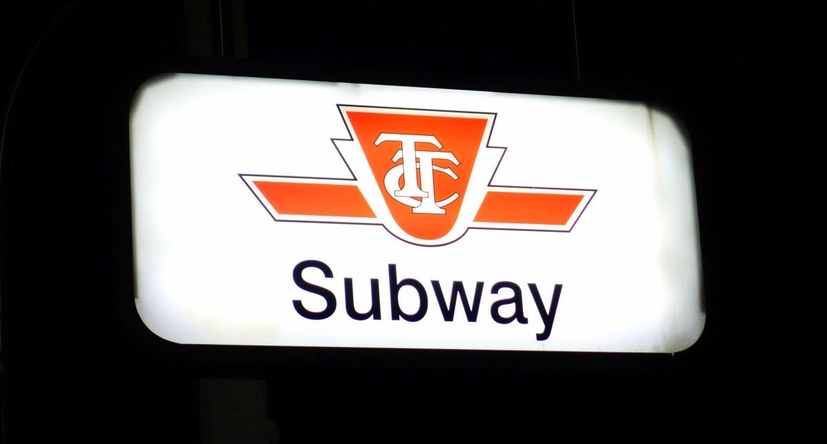 TTC Operator stabbed at Eglinton Station