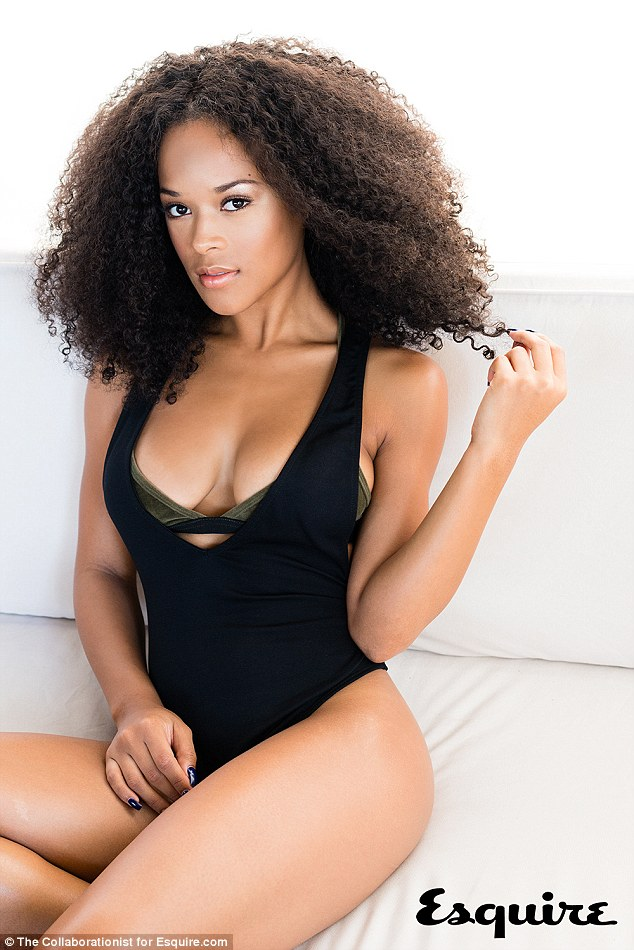PHOTOS: Empire star Serayah looks fabulous in Esquire - Bazaar Daily ...