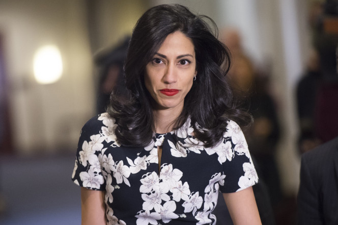 Huma Abedin once worked at a radical Muslim journal: Reports