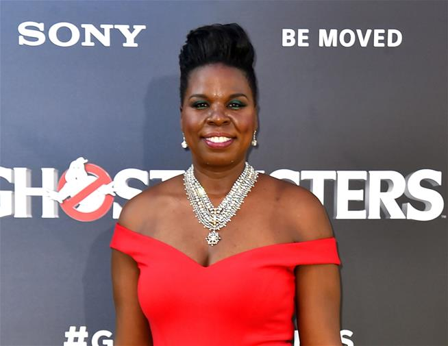 The online attacks on Leslie Jones just went from zero to one hundred real fast
