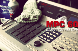MPC60iiRESTORAtion