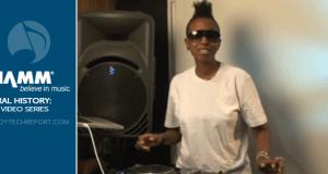 NAMM Oral History: DJ Jazzy Joyce