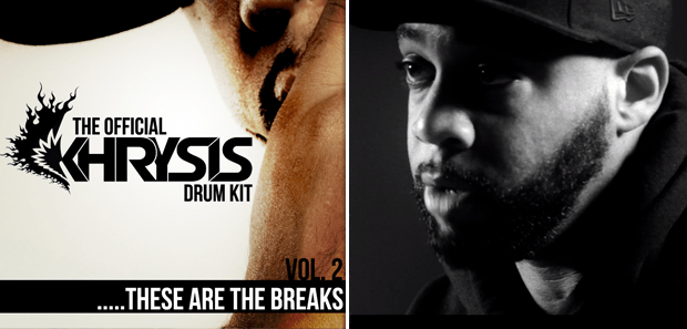 The Official Khrysis Drum Kit Vol.2 - These Are The Breaks