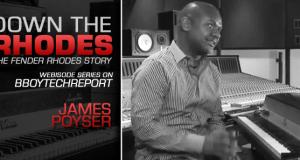 DOWN THE RHODES: James Poyser