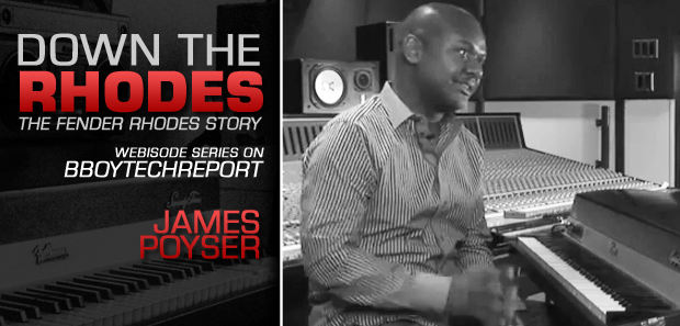 DOWN THE RHODES: James Poyser
