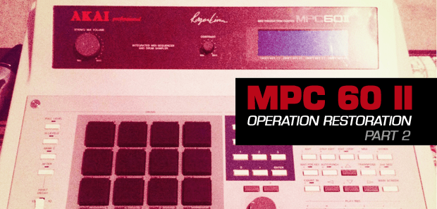 MPC 60 II: Operation Restoration Part II