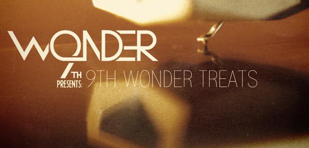 The Official 9th Wonder Drum Kit - 9th Wonder Treats