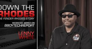DOWN THE RHODES: Lenny White