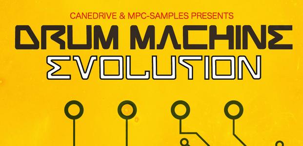 MPC-Samples.com Releases Drum Machine Evolution