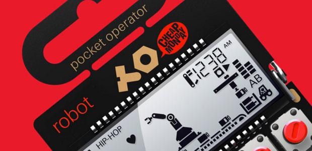 Teenage Engineering Announces 3 New Pocket Operators